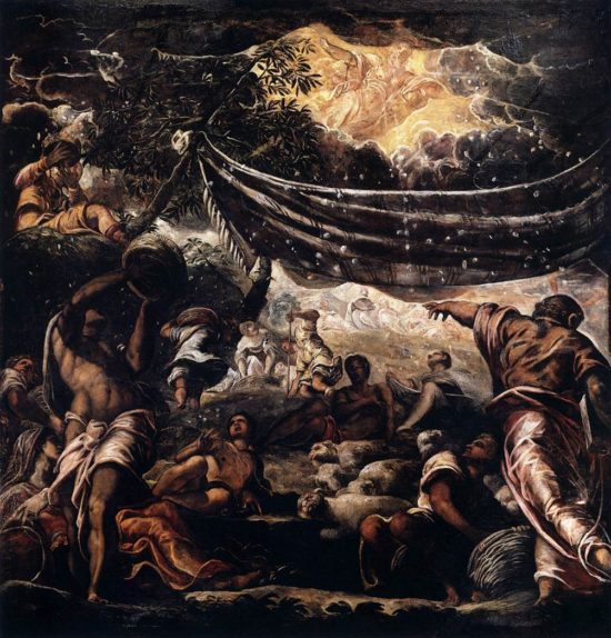 Miracle of the manna